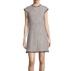 Rebecca Taylor Tweed Sheath Dress NWT size 2